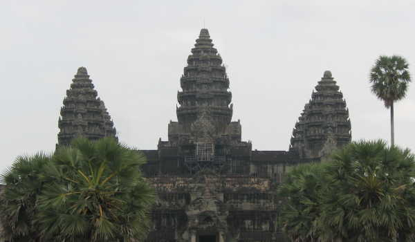 photo d'Angkor Vat